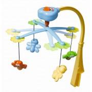Carusel muzical bebe cu albinute Simba