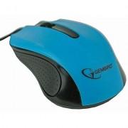 GEMBIRD Mysz przewodowa GEMBIRD MUS-101-B Niebiesko-czarny