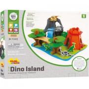 BigJigs Insula dinozaurilor