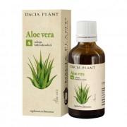 Tinctura de Aloe Vera, 50 ml, Dacia Plant