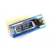 3V1 USB merač napätia,prúdu a kapacity