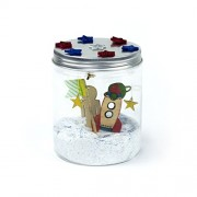 Seedling Make Your Own Mini Galaxy in a Jar Activity Kit