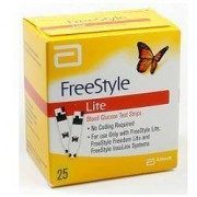 Abbott Freestyle Lite Glicemia 25str