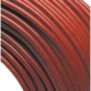 Furtun pentru lichid, PVC (roşu), 5x1,5mm