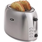 Oster 11PQNHQ4RU2A 500 W Pop Up Toaster(Silver)