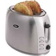 Oster 11PQNHQ4RU2A 500 W Pop Up Toaster(Silver)