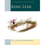 King Lear: Oxford School Shakespeare, Paperback