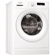 Masina de spalat rufe Slim Whirlpool FreshCare+ FWSG61253W EU, 6 kg, 1200 rpm, Clasa A+++, Alb