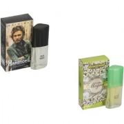 Skyedventures Set of 2 Hello Handsome 20ml-Attar Mogra 20ml Perfume