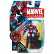 Hasbro Marvel Universe 3 3/4 Inch Series 2 Action Figure Iron Patriot