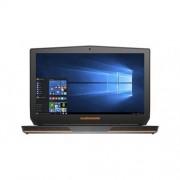 Laptop ALIENWARE, 17 R3, Intel Core i7-6700HQ, 2.60 GHz, HDD: 1000 GB, RAM: 16 GB, video: Intel HD Graphics 530, nVIDIA GeForce GTX 965M, webcam