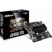 Asrock Intel J3455 CPU onboard mITX MB ASR-J3455-ITX