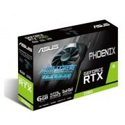 ASUS nVidia GeForce RTX 2060 6GB 192bit PH-RTX2060-6G