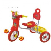 OH BABY Cycle Baby Tricycle WITH CYCLE COLOR Pink SE-TC-136