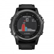 GPS часовник Garmin - Fenix 3 Sapphire 010-01338-71 с вграден пулсомер
