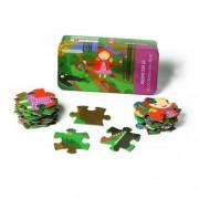 Puzzle MomKi Scufita Rosie 35 piese
