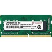 Memorie Laptop SODIMM Transcend JM 4GB DDR4 2666MHz CL19