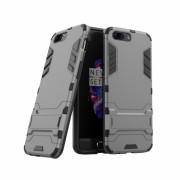 Husa hibrid g-shock pentru OnePlus 5, gri
