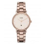 CLUSE Horloges Le Couronnement Three Link Rose Gold Roségoudkleurig