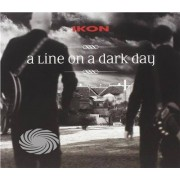 Video Delta IKON - A LINE ON A DARK DAY - DVD - DVD