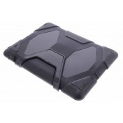 Zwarte extreme protection army case voor de iPad 2 / 3 / 4