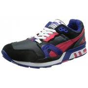 Puma Men's Puma Trinomic XT 2 PLUS Ds-Black-Teaberry Red-Mb Running Shoes - 9 UK/India (43 EU)