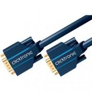 Clicktronic Cavo VGA Alta Risoluzione Gold 5mt