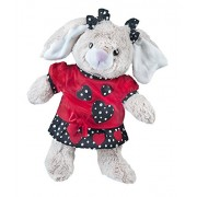 Stuffems Toy Shop Party Heart-y Girls Outfit Fits Most 14 - 18 Build-a-bear Vermont Teddy Bears and Make Your Own Stuffed Animals