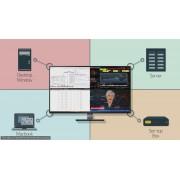 """Monitor LG 42.5"""", 43UD79-B, 3840x2160 mat, LCD LED, IPS, 5ms, 178/178o, HDMI 4x, DP, crna, 36mj"""