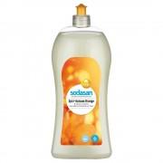 Detergent lichid de vase balsam cu portocala ecologic
