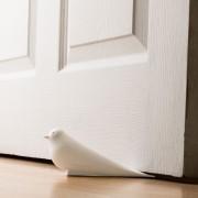Qualy Duif deurstopper - Wit