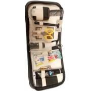 DIY Crafts Easy Make Deluxe Travel Shaving Kit(Black, Green.)
