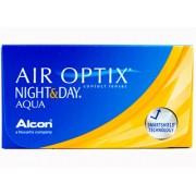 Air Optix Night & Day Aqua 6 Pack Kontaktlinser