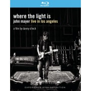 Where the Light Is: John Mayer Live in Los Angeles [Blu-Ray Disc]