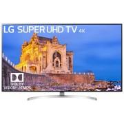 Televizor LCD LG 65SK8500PLB, Smart TV, Super UHD 4K, 164 cm, Wi-Fi, Clasa energetica A+, Negru/Argintiu