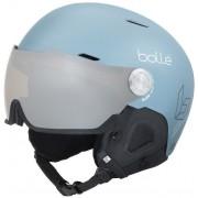 Bollé Might Visor Ski Helmet Matte Storm Blue S 19/20
