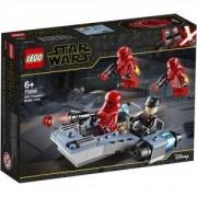 Конструктор Лего Стар Уорс - Боен пакет Sith Troopers, LEGO Star Wars, 75266