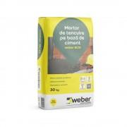 Tencuiala pe baza de ciment Weber BC15