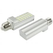 NTR LAMP44 6W E27 SMD5050 480lm meleg-fehér mennyezeti LED lámpa (speciális 180 fokos)