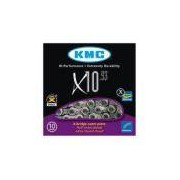 Corrente Kmc X10 Silver / Prata 116 Elos - 10v