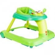 Бебешка 3 в 1 проходилка - Baby Walker 123 - зелена, Chicco, 2522081