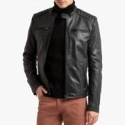 LA REDOUTE COLLECTIONS Biker-Jacke aus Schafsleder