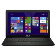 "Asus X554LA 5th gen Notebook Intel Dual i3-5010U 2.10Ghz 4GB 1TB 15.6"" WXGA HD HD5500 BT Win 10 Home"
