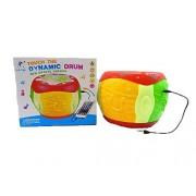 Mr Enterprise New Kid'S Plastic Dynamic Drum