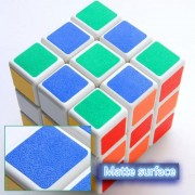 Free Shipping High Quality 3x3x3 Magic Cube Toys Scrub Surface Rubik's Cube For Beginners Learning Smooth Speed Puzzle Cube