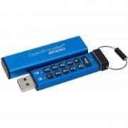 Memorie USB Kingston DataTraveler 2000 64GB Keypad USB 3.0