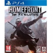Homefront The Revolution First Edition