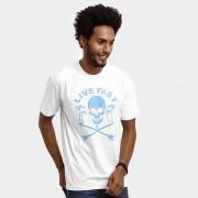 Camiseta Live Fast - Masculino