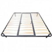 Somiera Metalica Quality 3 Zone cu picioare 180 x 200 cm Qualitysom Product