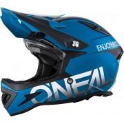 Oneal O´Neal Warp Blocker Helm Schwarz Blau L
